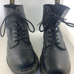 VINTAGE Genuine Leather Doc Marten Boots